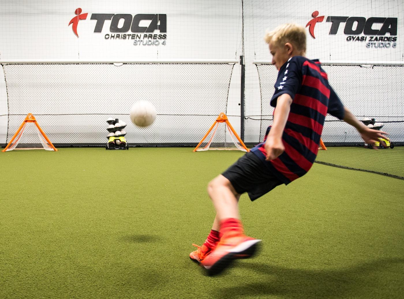 Toca Training 3